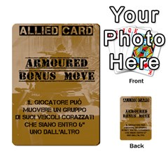 Iasbm Allied By Abikapi2   Multi Purpose Cards (rectangle)   4umflxo5uh53   Www Artscow Com Front 50