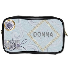 April Toiletries Bag By Kdesigns   Toiletries Bag (two Sides)   J9mnbb09gq70   Www Artscow Com Front