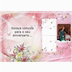 Mamusca By Jaqueline Marcato Zanquini   5  X 7  Photo Cards   02ne4rujkzox   Www Artscow Com 7 x5 Photo Card - 6