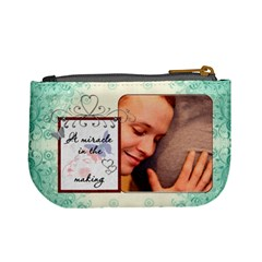 A Moment In My Tummy Mini Coin Purse By Lil    Mini Coin Purse   X6qc8i3hf57d   Www Artscow Com Back