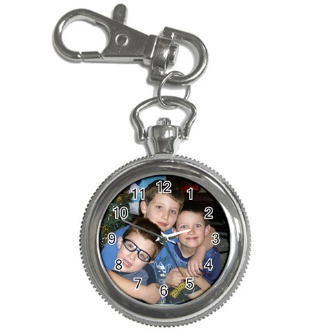 Three Kings Watch Keychain By Terrie Wiederich   Key Chain Watch   Dmpp081g7y52   Www Artscow Com Front