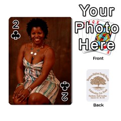 Family Reunion 5 5 By Tomika Holmes   Playing Cards 54 Designs   Iya9scg8s178   Www Artscow Com Front - Club2