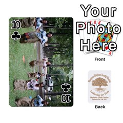 Family Reunion 5 5 By Tomika Holmes   Playing Cards 54 Designs   Iya9scg8s178   Www Artscow Com Front - Club10