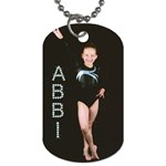 Abbi 3 - Dog Tag (Two Sides)