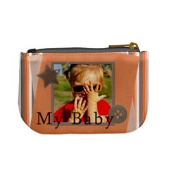 My Baby By Joely   Mini Coin Purse   Wivob1l40clc   Www Artscow Com Back