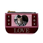 XOXO Mini Coin Purse