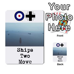 Jimbo s Bag The Hun Cards Set 1 By Jim   Multi Purpose Cards (rectangle)   Okhi2yrtsg12   Www Artscow Com Front 51