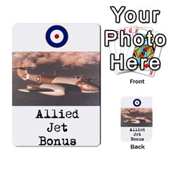 Jimbo s Bag The Hun Cards Set 1 By Jim   Multi Purpose Cards (rectangle)   Okhi2yrtsg12   Www Artscow Com Front 10