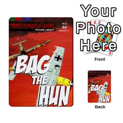 Jimbo s Bag The Hun Cards Set 1 By Jim   Multi Purpose Cards (rectangle)   Okhi2yrtsg12   Www Artscow Com Back 23