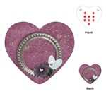 Legacy of Love-Heart Playing Cards - Playing Cards (Heart)