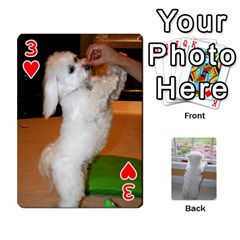 Playing Cards With Snowy s Photos By Xinpei   Playing Cards 54 Designs   Le6lpxwj0c5h   Www Artscow Com Front - Heart3