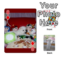 Playing Cards With Snowy s Photos By Xinpei   Playing Cards 54 Designs   Le6lpxwj0c5h   Www Artscow Com Front - Diamond8