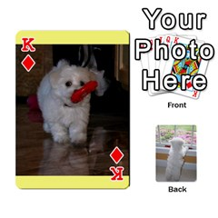 King Playing Cards With Snowy s Photos By Xinpei   Playing Cards 54 Designs   Le6lpxwj0c5h   Www Artscow Com Front - DiamondK