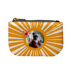 Little Sunshine Coin Purse By Daniela   Mini Coin Purse   Nc274clhwdd1   Www Artscow Com Front