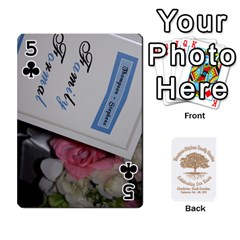 Family Reunion 5 5 By Tomika Holmes   Playing Cards 54 Designs   Fofxrre36krs   Www Artscow Com Front - Club5