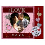 I Give You My Heart Puzzle - Jigsaw Puzzle (Rectangular)