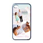 Love of case - Apple iPhone 4 Case (Black)