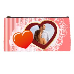 Love Is Forever By Wood Johnson   Pencil Case   Wthju4q6zy88   Www Artscow Com Front