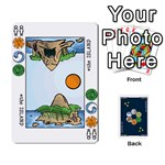 extended decktet - Playing Cards 54 Designs