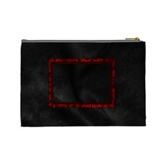 The Orient Large Cosmetic Bag 1 By Lisa Minor   Cosmetic Bag (large)   T8vnxalhipwn   Www Artscow Com Back