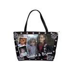 Pat Purse - Classic Shoulder Handbag