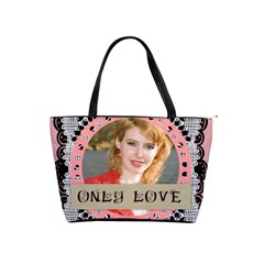 Only Love By Joely   Classic Shoulder Handbag   Im6yr94b7nzy   Www Artscow Com Front
