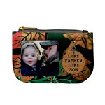 Like Father, Like Son Mini Coin purse