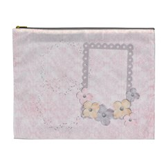 Angel Eyes Cosmetic Bag (xl) By Mikki   Cosmetic Bag (xl)   Ns4pgh1uqcd1   Www Artscow Com Front