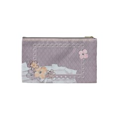 Angel Eyes Cosmetic Bag (s) By Mikki   Cosmetic Bag (small)   2i72ohkslojc   Www Artscow Com Back