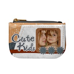 Cute Kids By Wood Johnson   Mini Coin Purse   4o76s0549dx4   Www Artscow Com Front