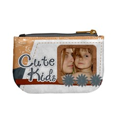 Cute Kids By Wood Johnson   Mini Coin Purse   4o76s0549dx4   Www Artscow Com Back
