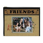 Friends Designer XL Cosmetic Bag - Cosmetic Bag (XL)