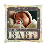 Baby Cushion Case (1 Sided) - Standard Cushion Case (One Side)