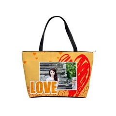 Love By Joely   Classic Shoulder Handbag   D4rzulsmnmwo   Www Artscow Com Front