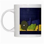 Primary Cardboard Mug 1 - White Mug