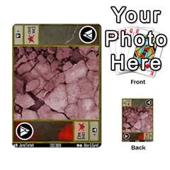 Vera Discordia Akerith By John Sein   Multi Purpose Cards (rectangle)   28vrbu42b78h   Www Artscow Com Front 26