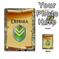 Vera Discordia Akerith By John Sein   Multi Purpose Cards (rectangle)   28vrbu42b78h   Www Artscow Com Front 41