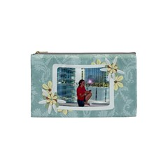 Granny s Quilt Small Costmetic Bag1 By Snackpackgu   Cosmetic Bag (small)   Oq5j0wcm0w4z   Www Artscow Com Front