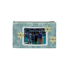 Granny s Quilt Small Costmetic Bag1 By Snackpackgu   Cosmetic Bag (small)   Oq5j0wcm0w4z   Www Artscow Com Back