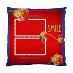 2sides pillow case / color me happy - simply you kits - Standard Cushion Case (Two Sides)