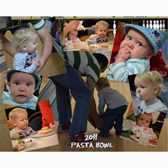 Pasta Bowl By Katelyn   Collage 8  X 10    5c5amxtggb4h   Www Artscow Com 10 x8 Print - 5