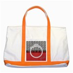 Love tote - Two Tone Tote Bag