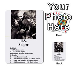Iabsm Us Generic Cards By T Van Der Burgt   Multi Purpose Cards (rectangle)   6b39y4dl70br   Www Artscow Com Back 1