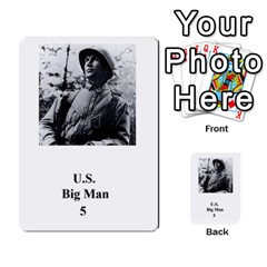 Iabsm Us Generic Cards By T Van Der Burgt   Multi Purpose Cards (rectangle)   6b39y4dl70br   Www Artscow Com Back 6