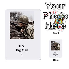 Iabsm Us Generic Cards By T Van Der Burgt   Multi Purpose Cards (rectangle)   6b39y4dl70br   Www Artscow Com Back 12
