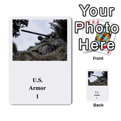 Iabsm Us Generic Cards By T Van Der Burgt   Multi Purpose Cards (rectangle)   6b39y4dl70br   Www Artscow Com Back 21