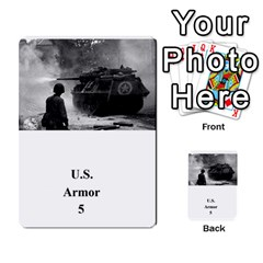 Iabsm Us Generic Cards By T Van Der Burgt   Multi Purpose Cards (rectangle)   6b39y4dl70br   Www Artscow Com Back 22