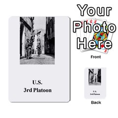 Iabsm Us Generic Cards By T Van Der Burgt   Multi Purpose Cards (rectangle)   6b39y4dl70br   Www Artscow Com Back 27