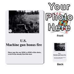 Iabsm Us Generic Cards By T Van Der Burgt   Multi Purpose Cards (rectangle)   6b39y4dl70br   Www Artscow Com Back 32