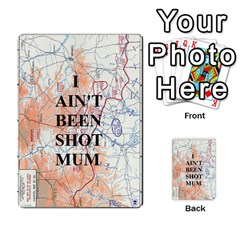 Iabsm Us Generic Cards By T Van Der Burgt   Multi Purpose Cards (rectangle)   6b39y4dl70br   Www Artscow Com Front 34